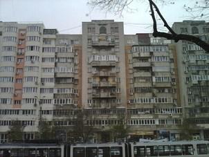 Aspect exterior bloc nereabilitat